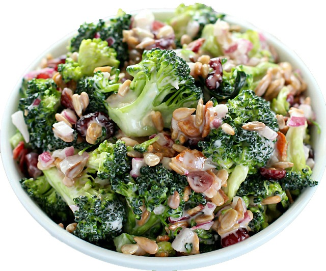 Brigs' Broccoli Salad