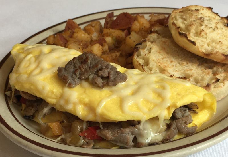 Brigs'-Philly-Omelette