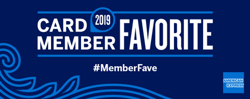 2019 AMEX Cardmember Fave