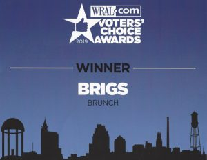 2019 WRAL Voters' Choice Best Brunch