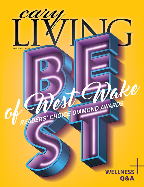 Cary Living Diamond Awards